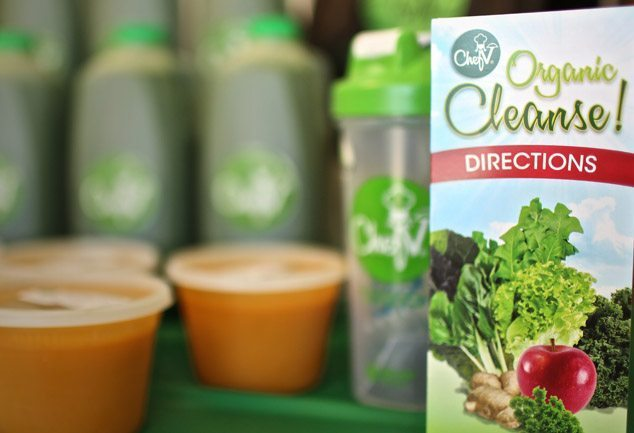 Organic Cleanse