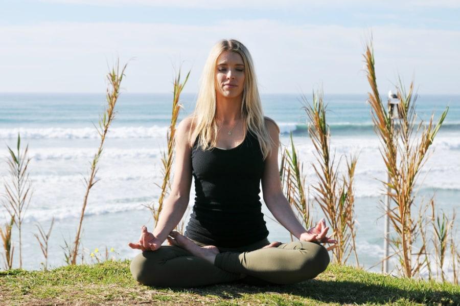 Chef V and meditation