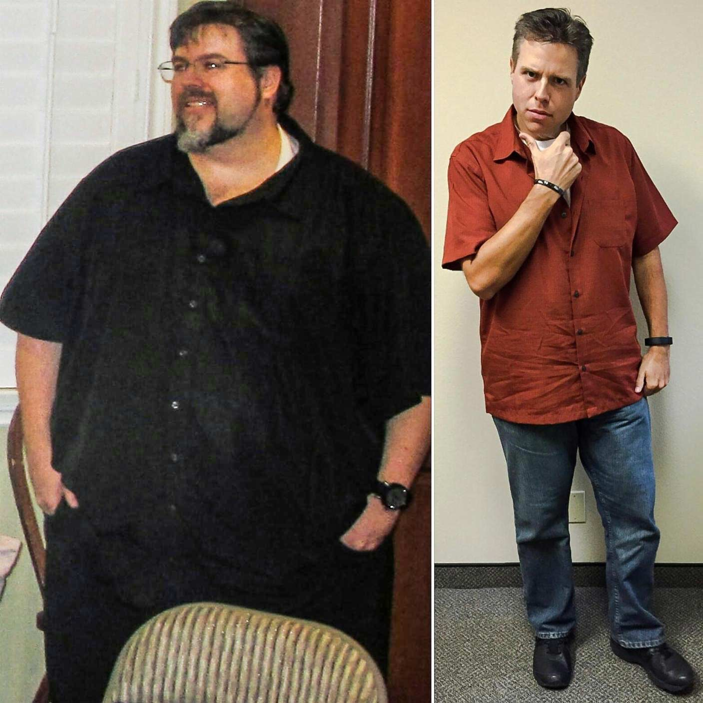 losing a total of 245 lbs