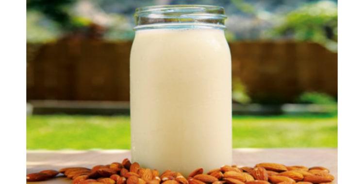 Easy Homemade Almond Milk