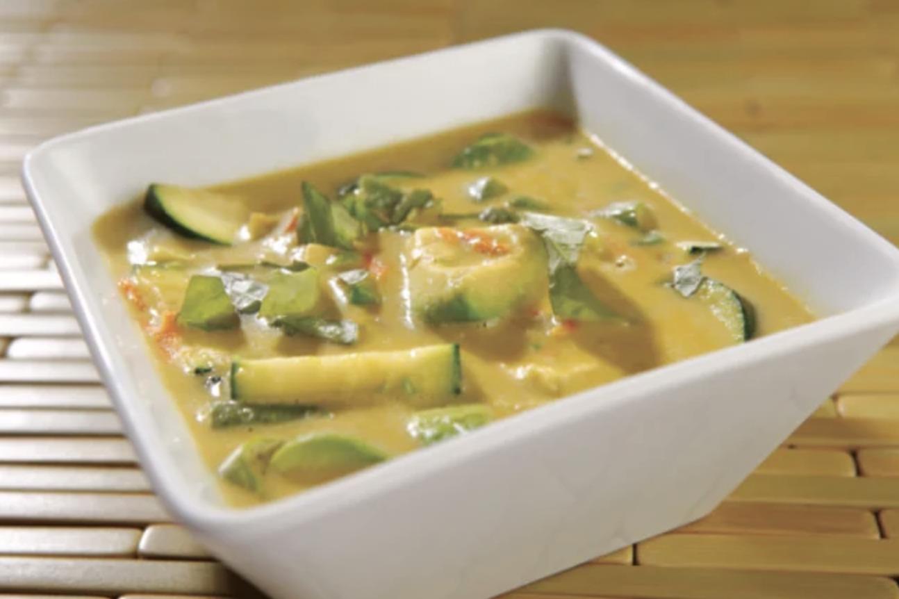 Avocado Green Curry