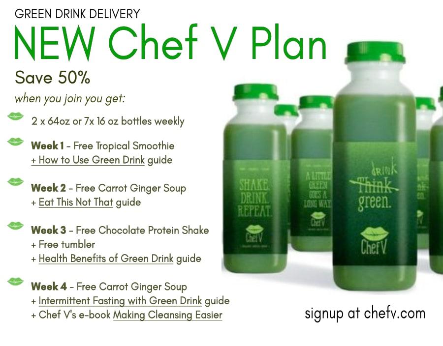 green drink plan