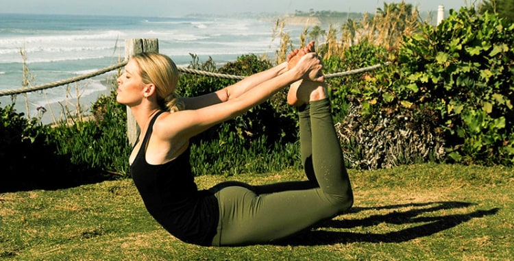 Chef V's St. Patrick's Day Yoga Poses