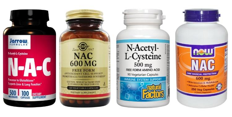 NAC pills