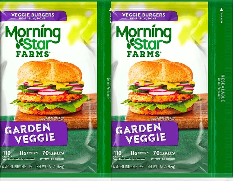 Morning Star Farm Burger