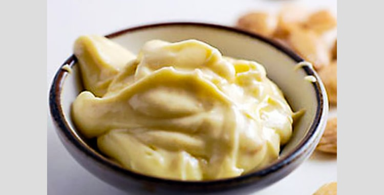 Raw Horseradish Mayonnaise