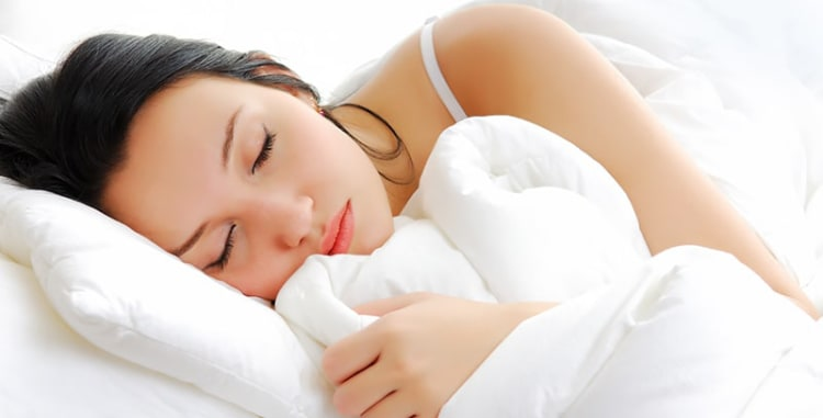 Sleeping your way to weight loss success