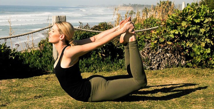 Chef V's Yoga for Stress Relief in Tough Times
