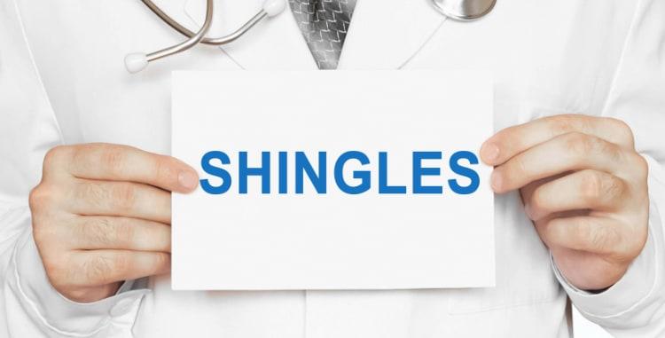 shingles, celery juice, and headaches
