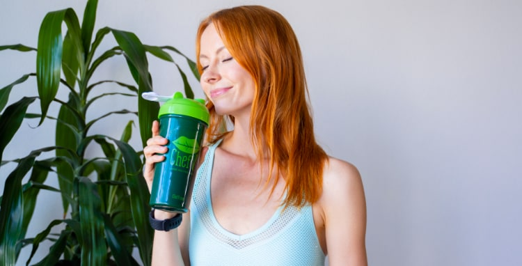 A Green Drink A Day Can Support Your Mood: Research Proves