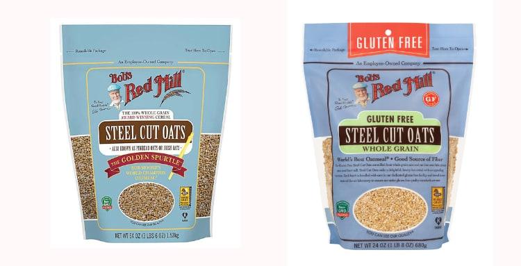 steel cut oats
